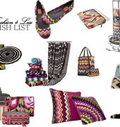 Missoni For Target Wishlist