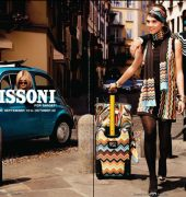 Missoni for Target Ad