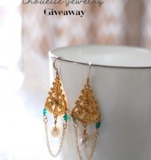 Chouette Jewelry Giveaway