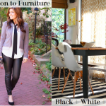 Fashion to Furniture with HomeGoods