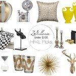Under $100 HF4L Picks: ZGallerie