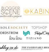 Panelist at Blogger Scene's Fall Cocktail Party: November 7th