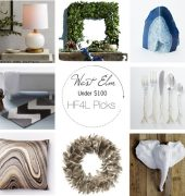 Under $100 HF4L Picks: West Elm