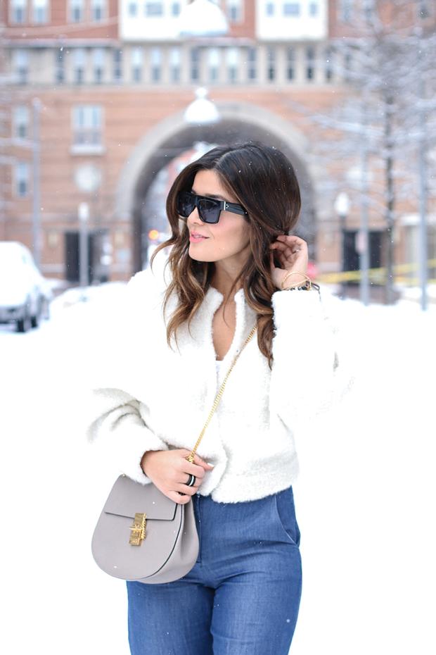 Celine Sunglasses Chloe Drew Bag