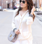 Draped Neutrals + Giveaway!