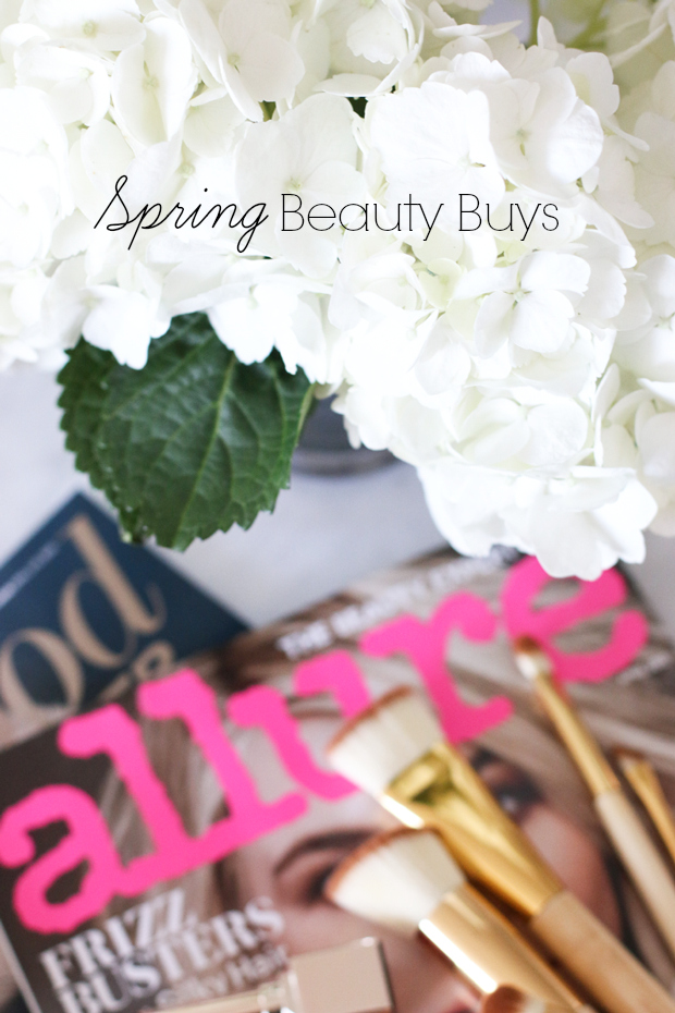 Spring Beauty Buys