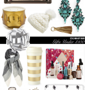 Style MBA Gift Guide: Gifts Under $100