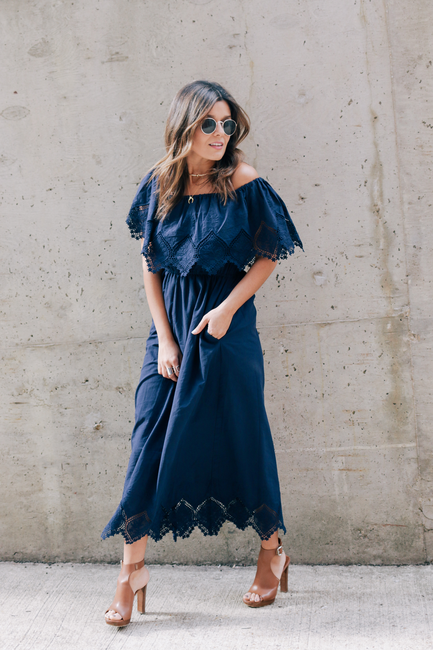 Spring Maxi Dress Style Mba