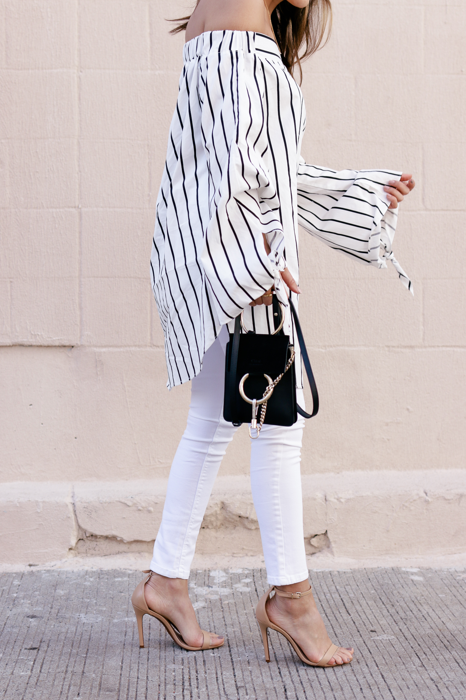 Mini Chloe Faye Bracelet Bag