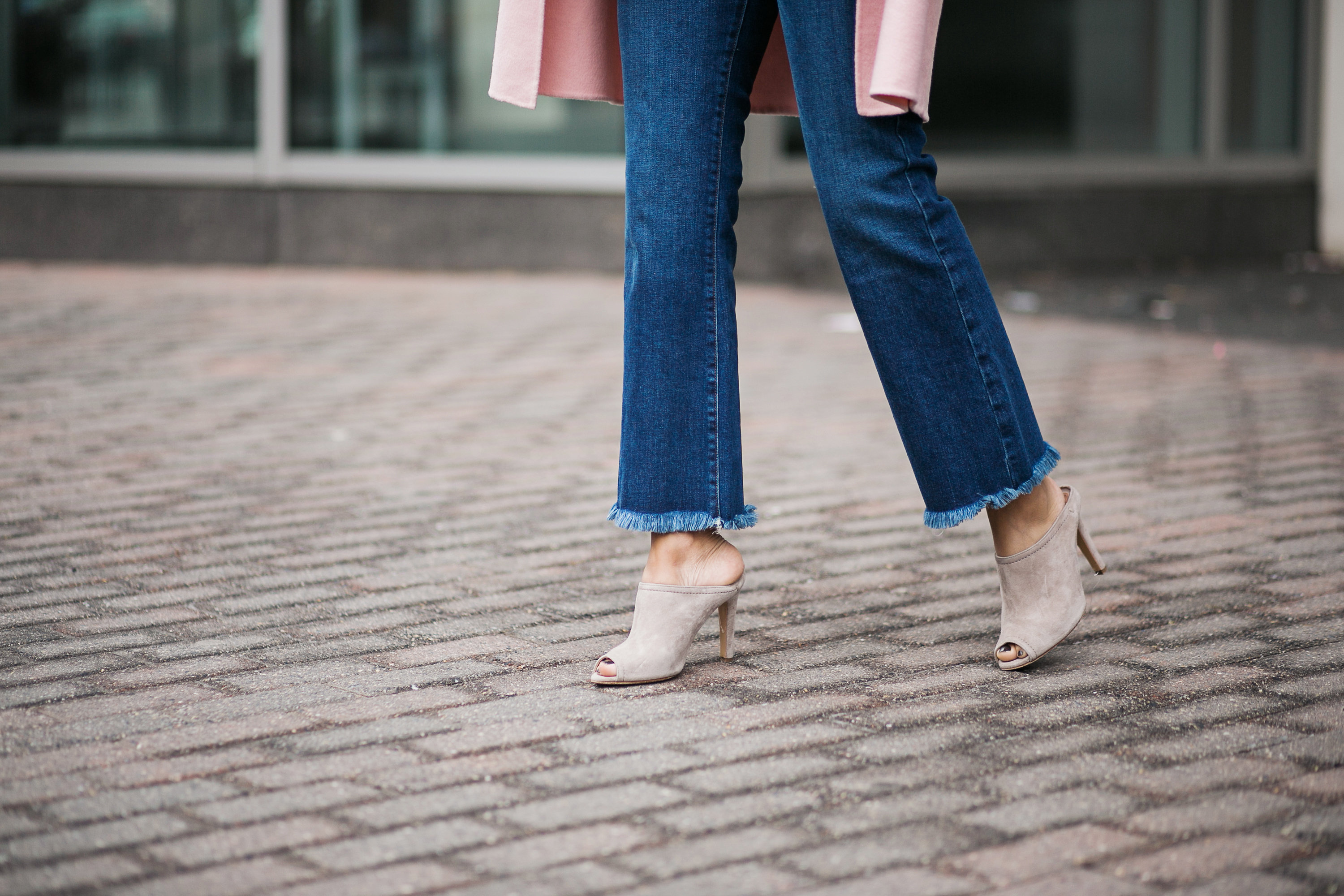 Frayed Flares and Mules