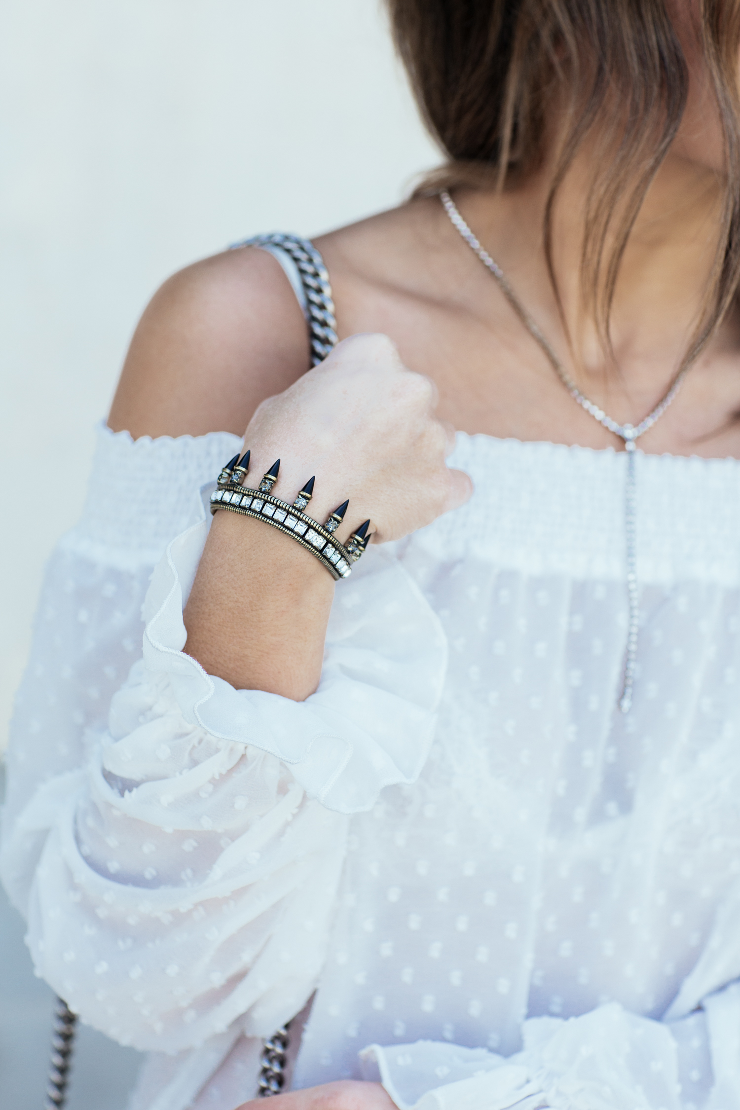 Lionette Bracelet and Bondi Necklace