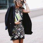 Spring Dresses: Floral Frock
