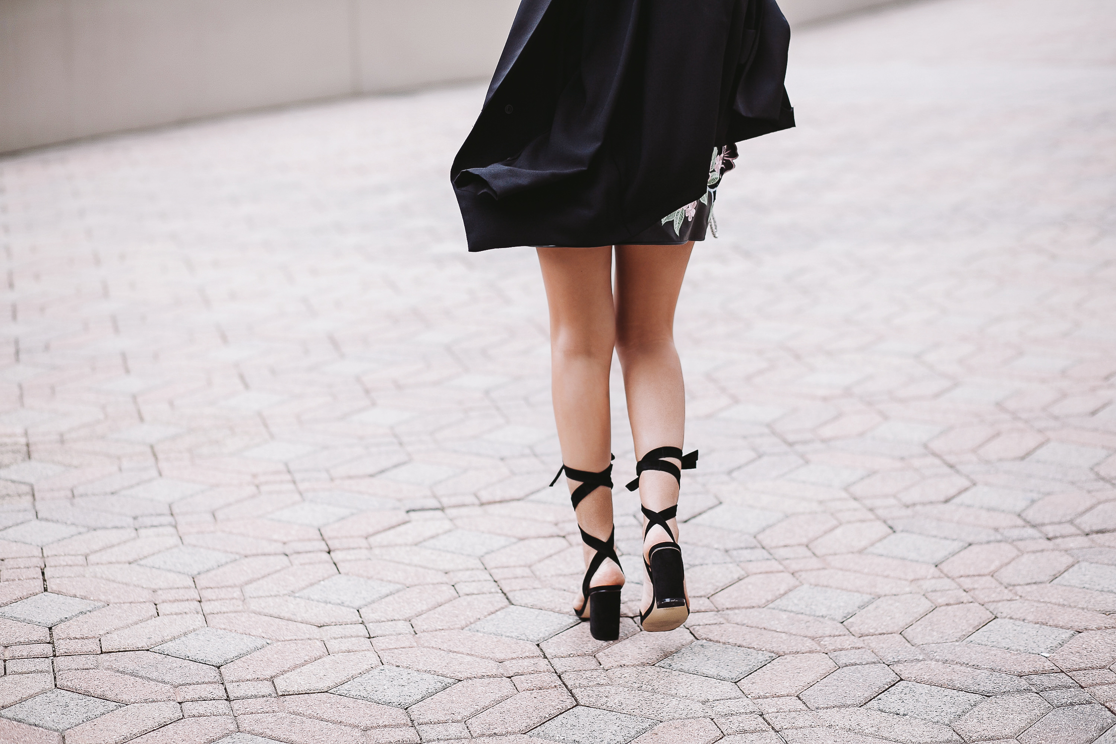 Topshop Lace Up Sandals
