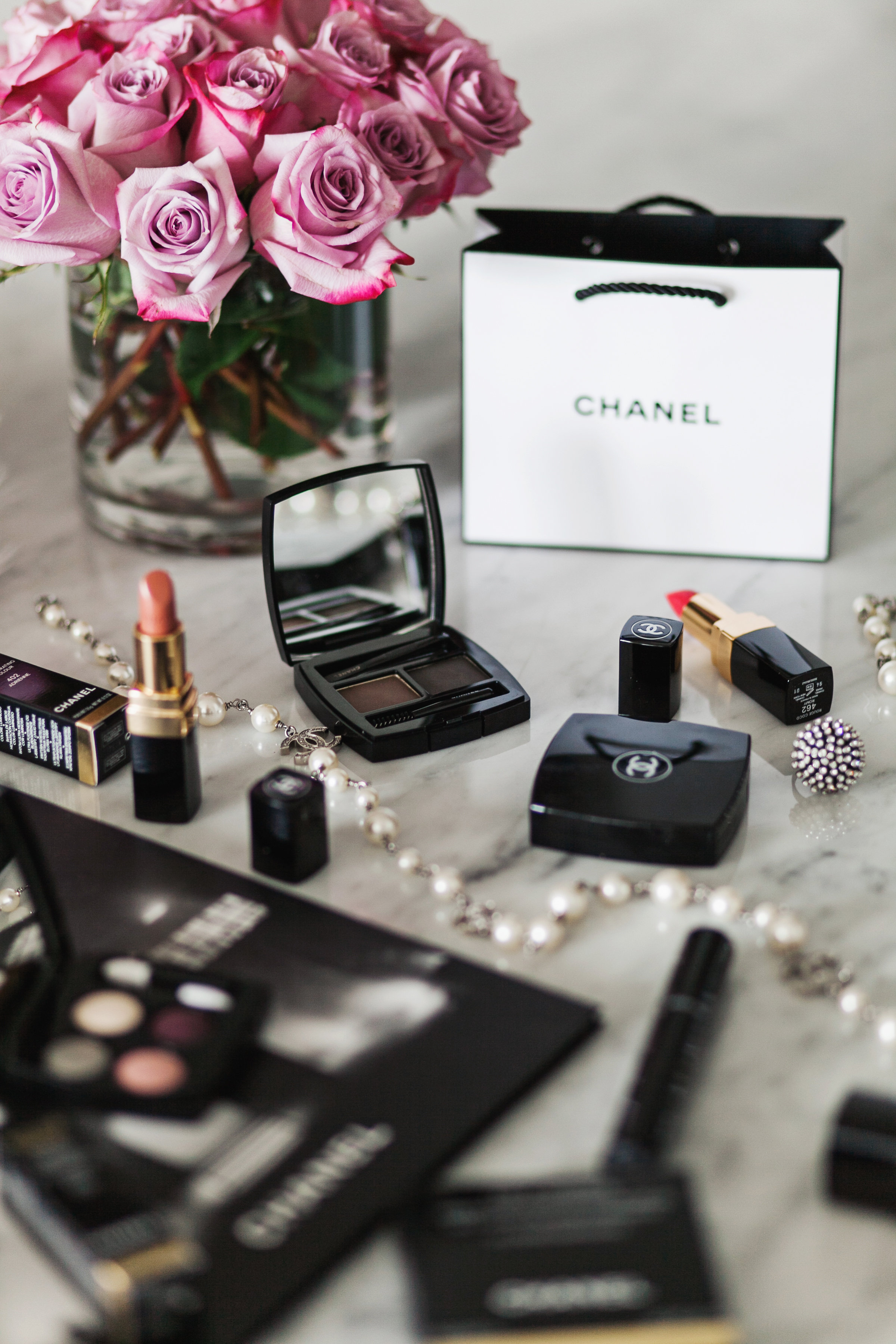 Chanel Beauty Essentials