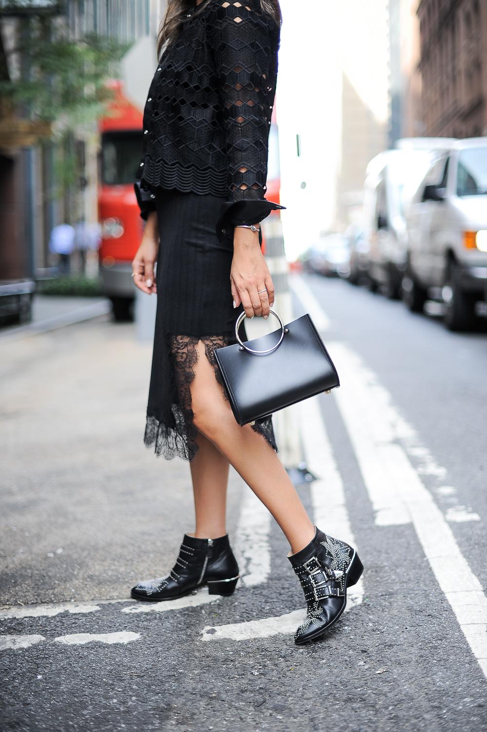 Style MBA Wears Chloe Boots