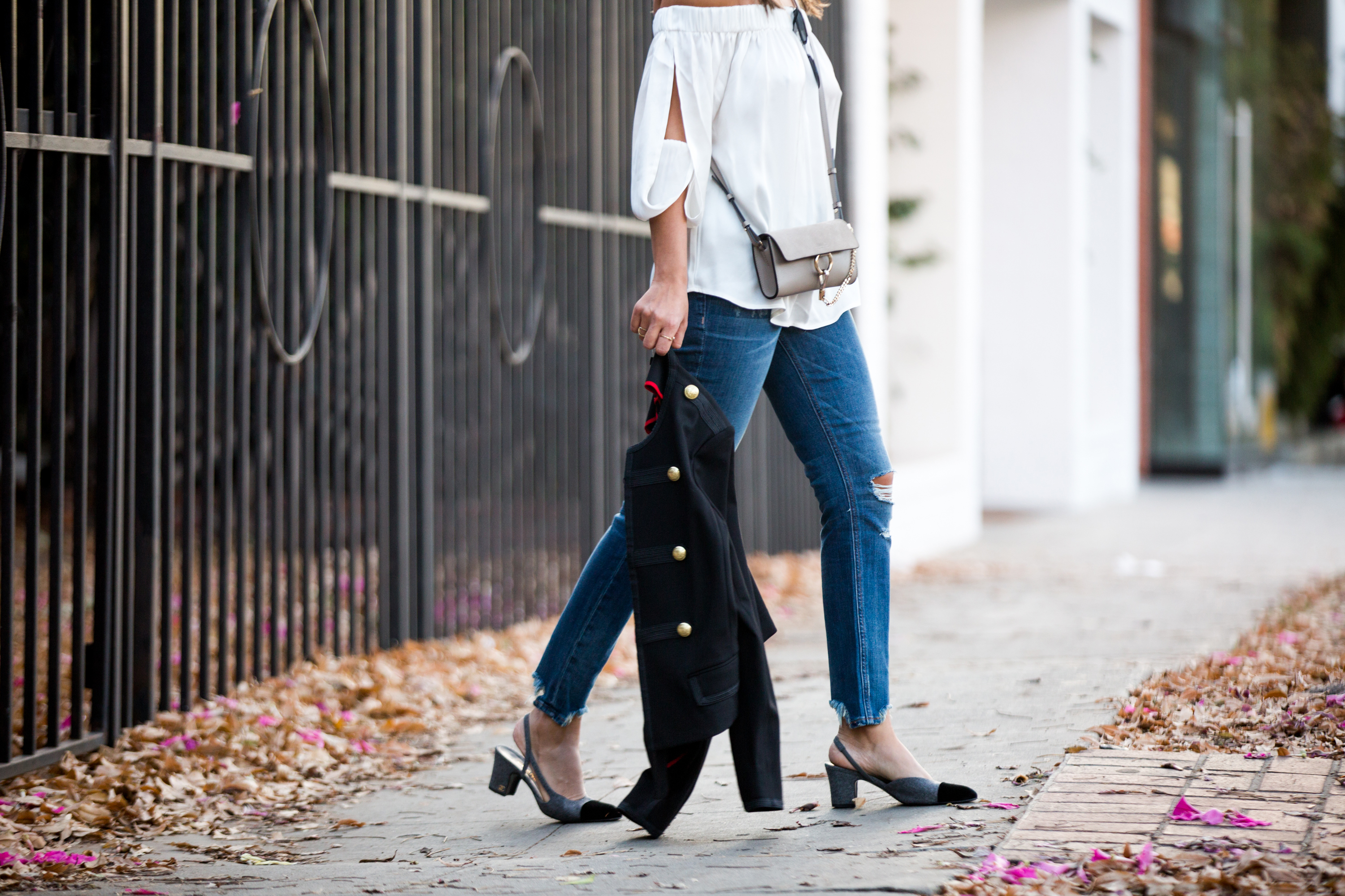 Style MBA wears fall essentials by Express