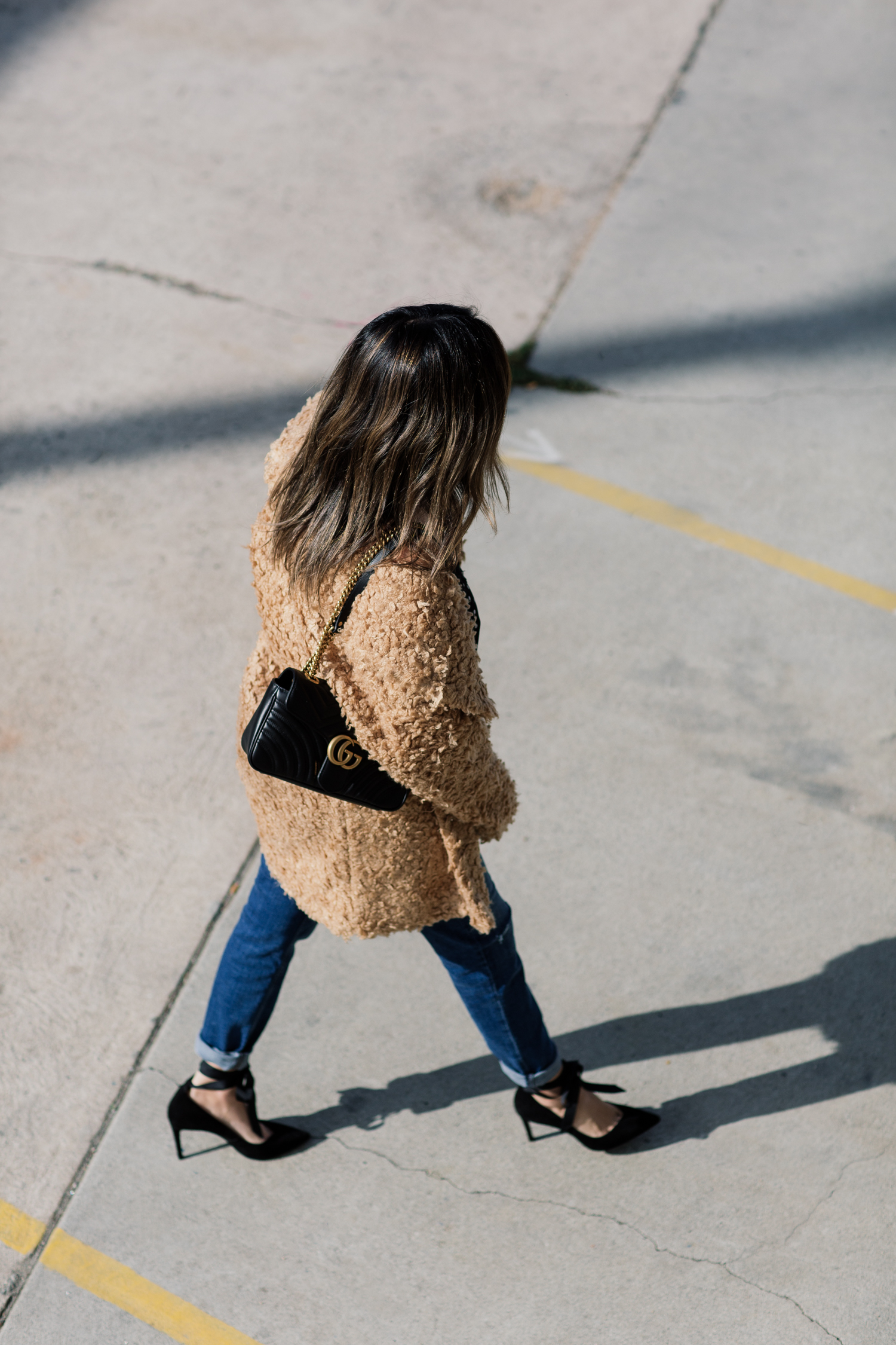 Nordstrom Teddy Bear Coat