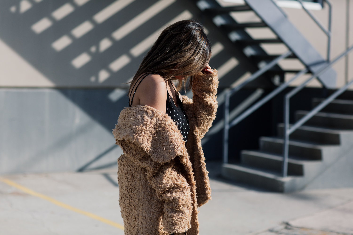 Style MBA Wears Teddy Bear Coats