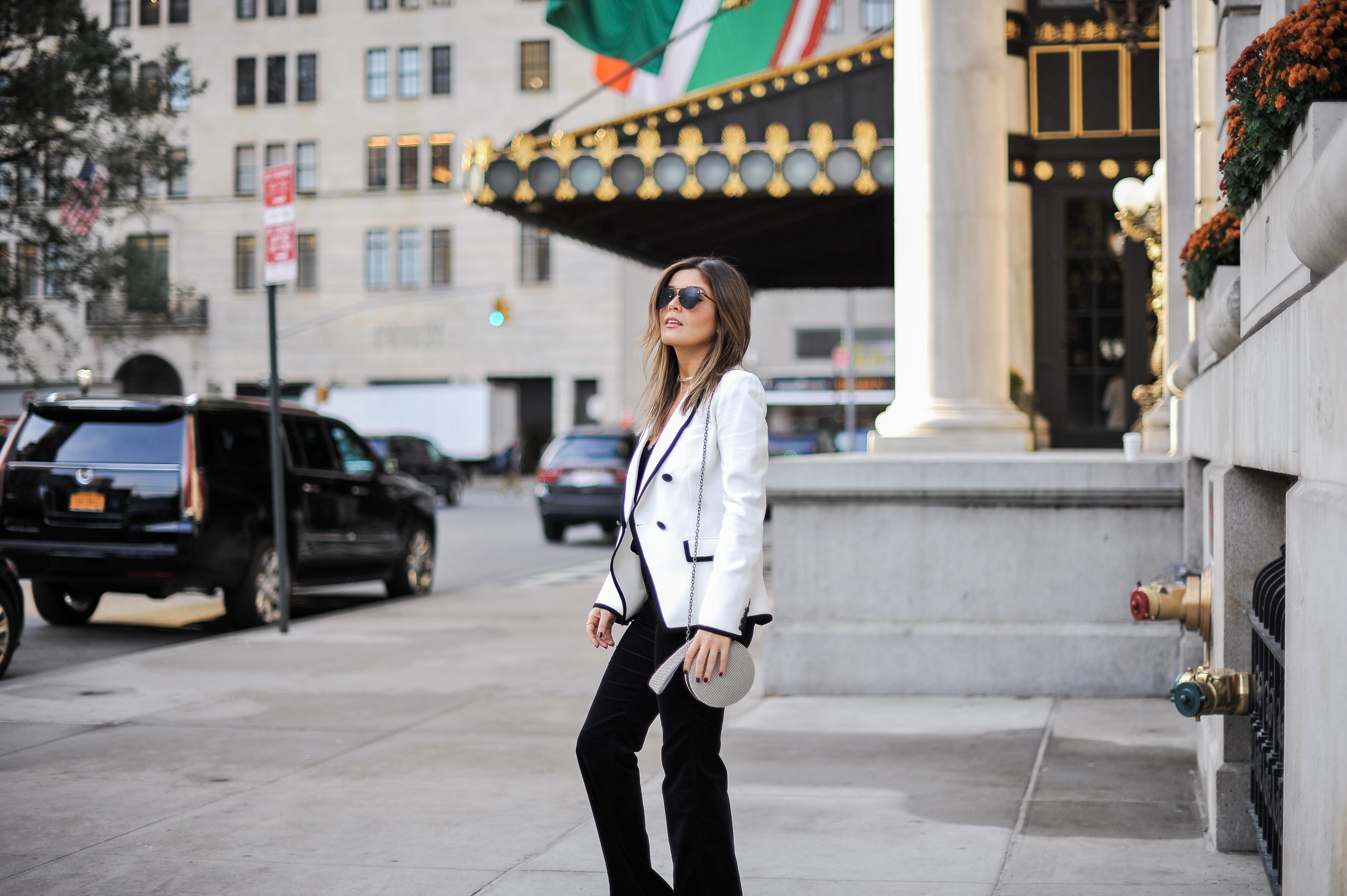 Style MBA Wears Nordstrom and J Brand