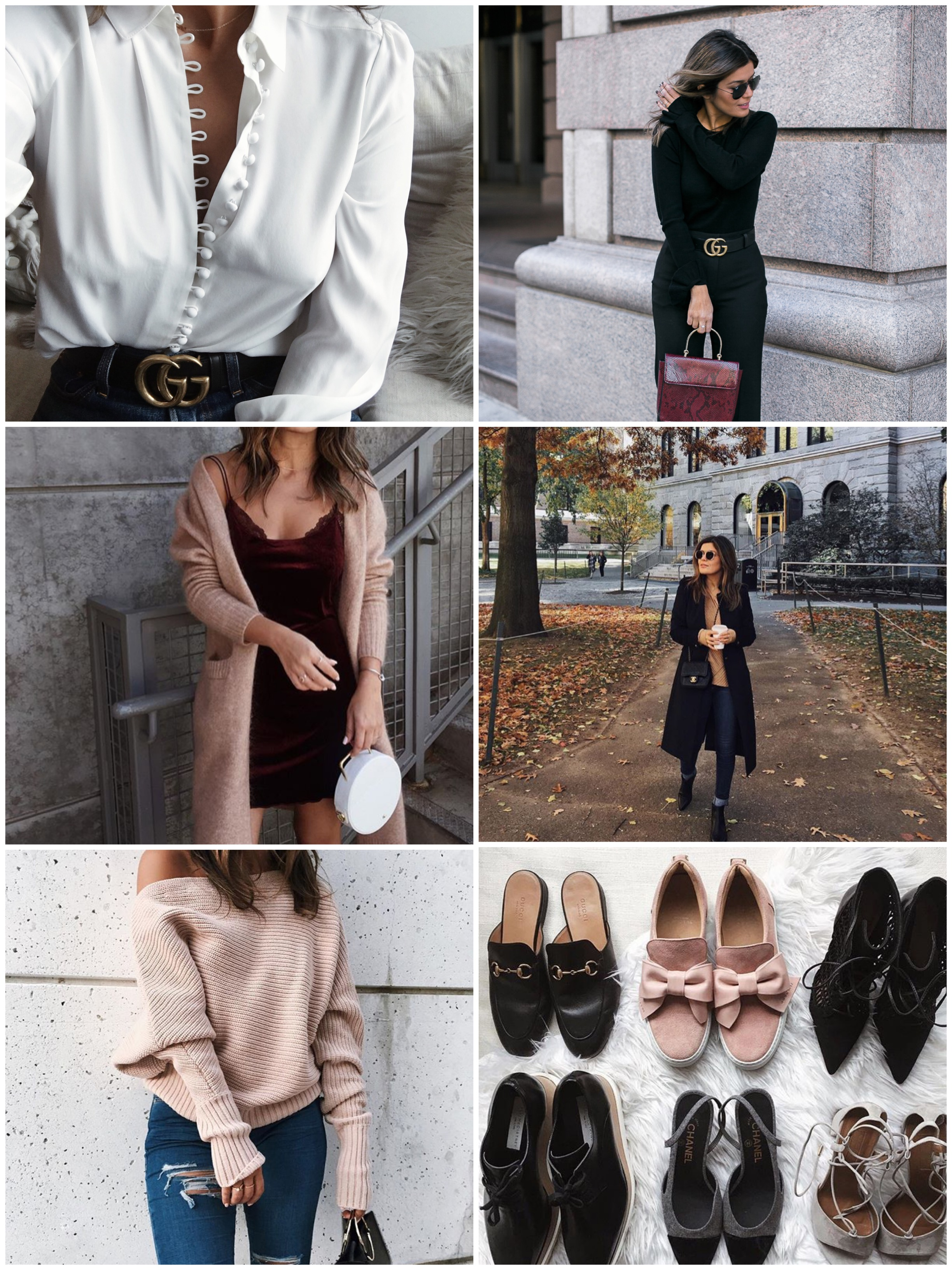 Top 6 Instagrams @styleMBA