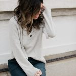 Laced-Up Sweater | Ann Taylor