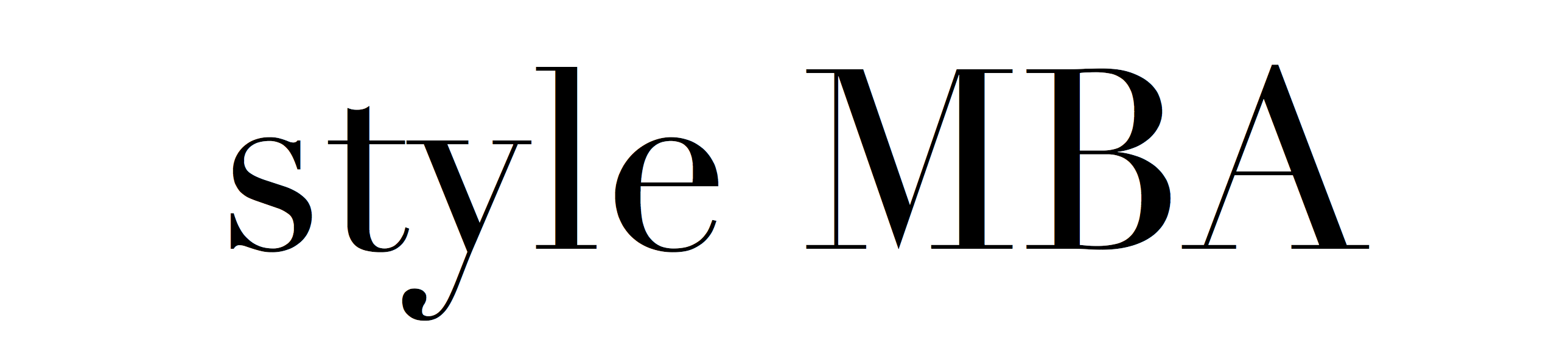 Style MBA