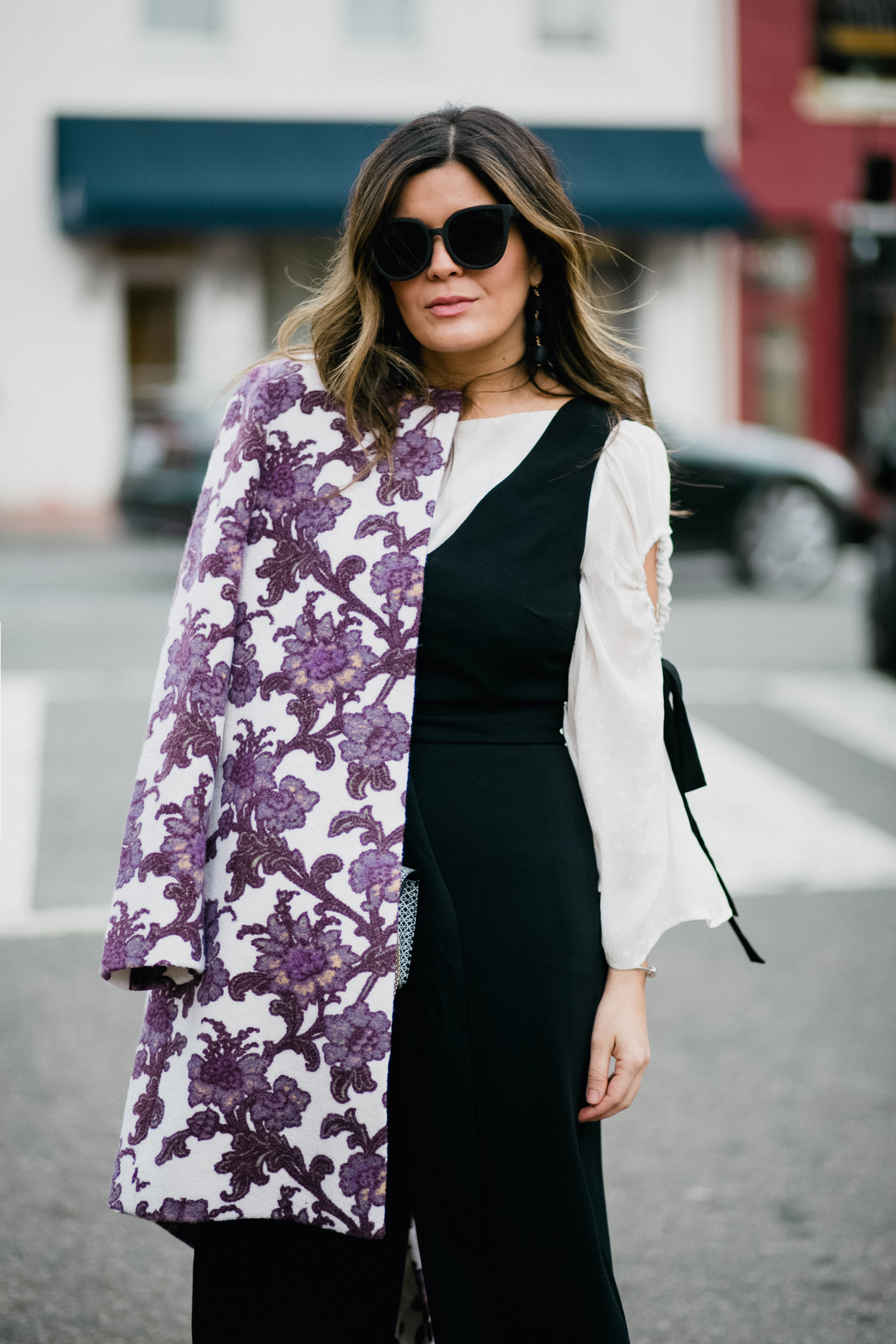 Style MBA Wears Club Monaco NYFW Collection