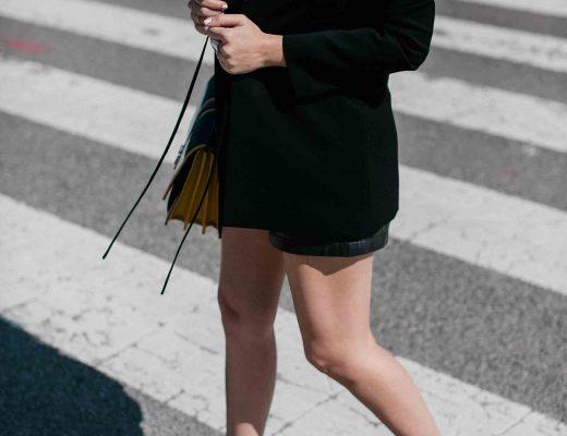 Black-Blazer-and-Nude-heels