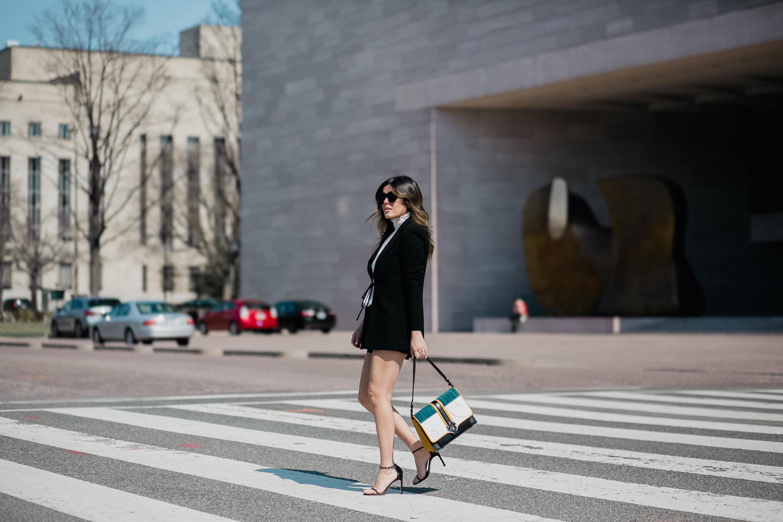 Style MBA Wears Paula Cadematori Handbag