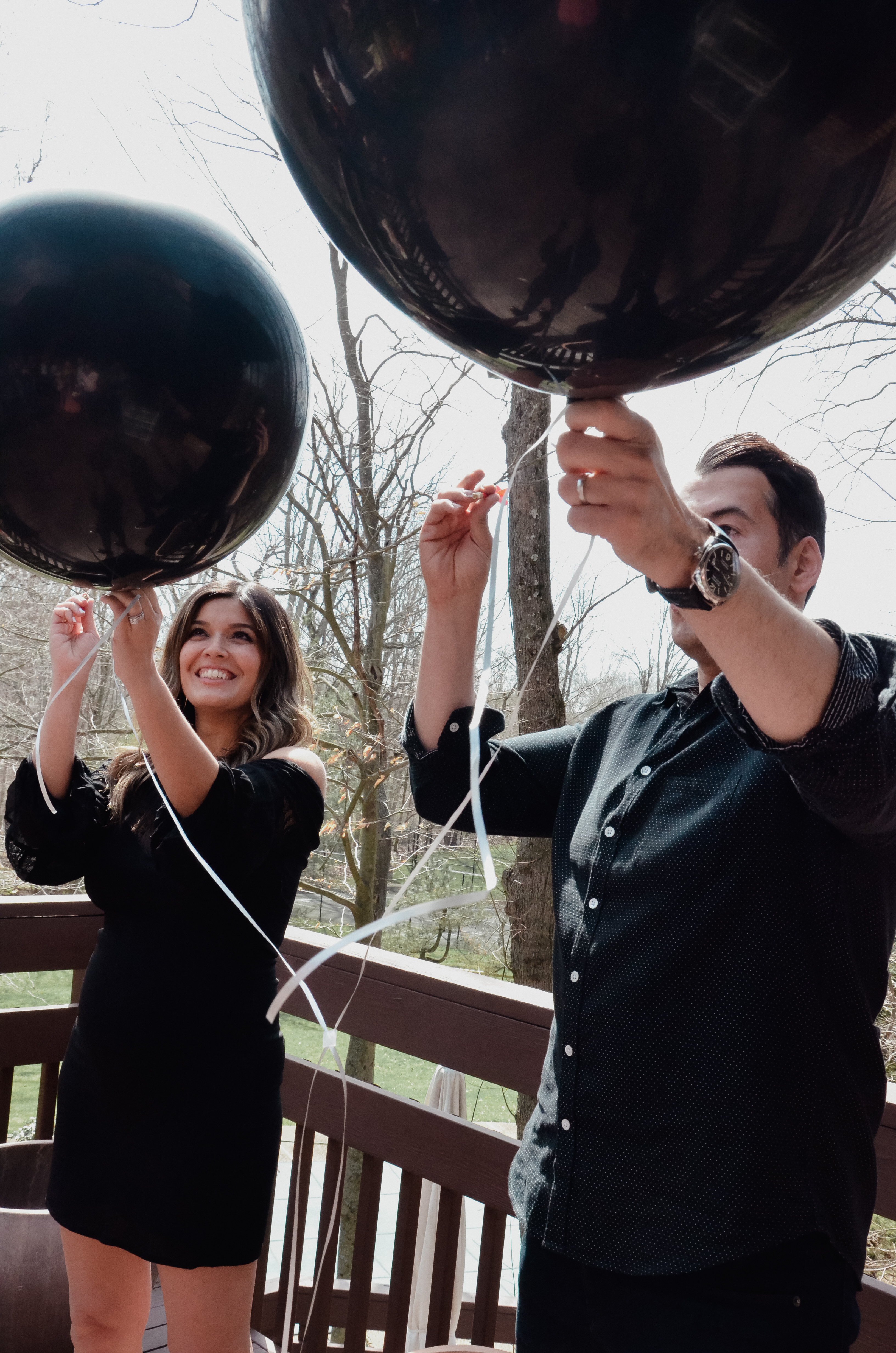 Style MBA Gender Reveal Party