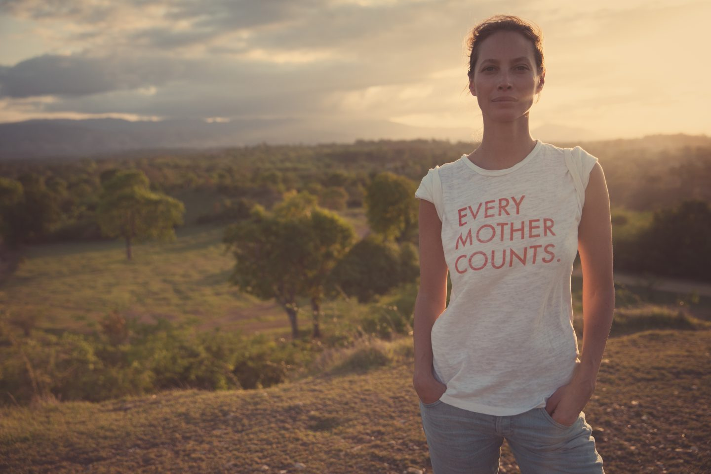 Interview: Christy Turlington Burns, Founder, Every Mother Counts