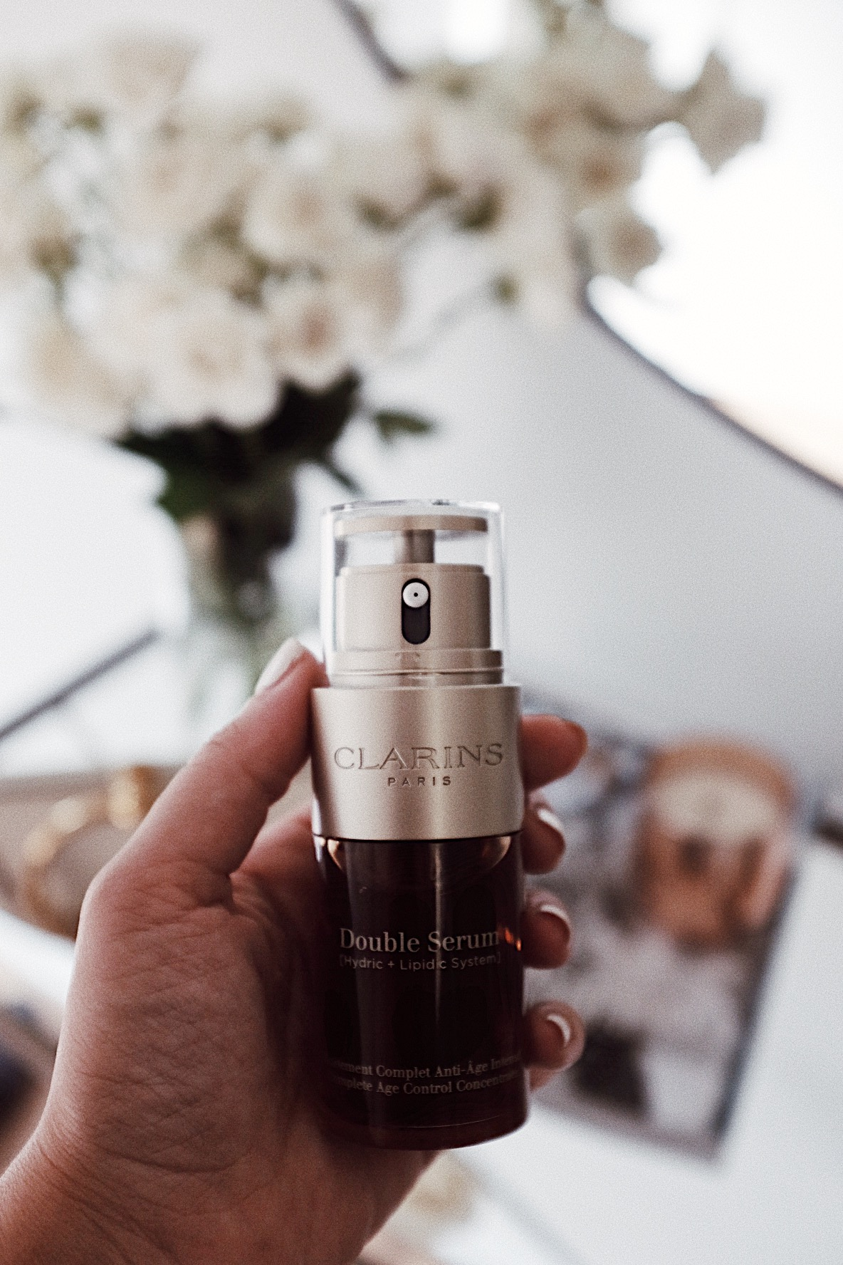 Style MBA on Clarins' Double Serum
