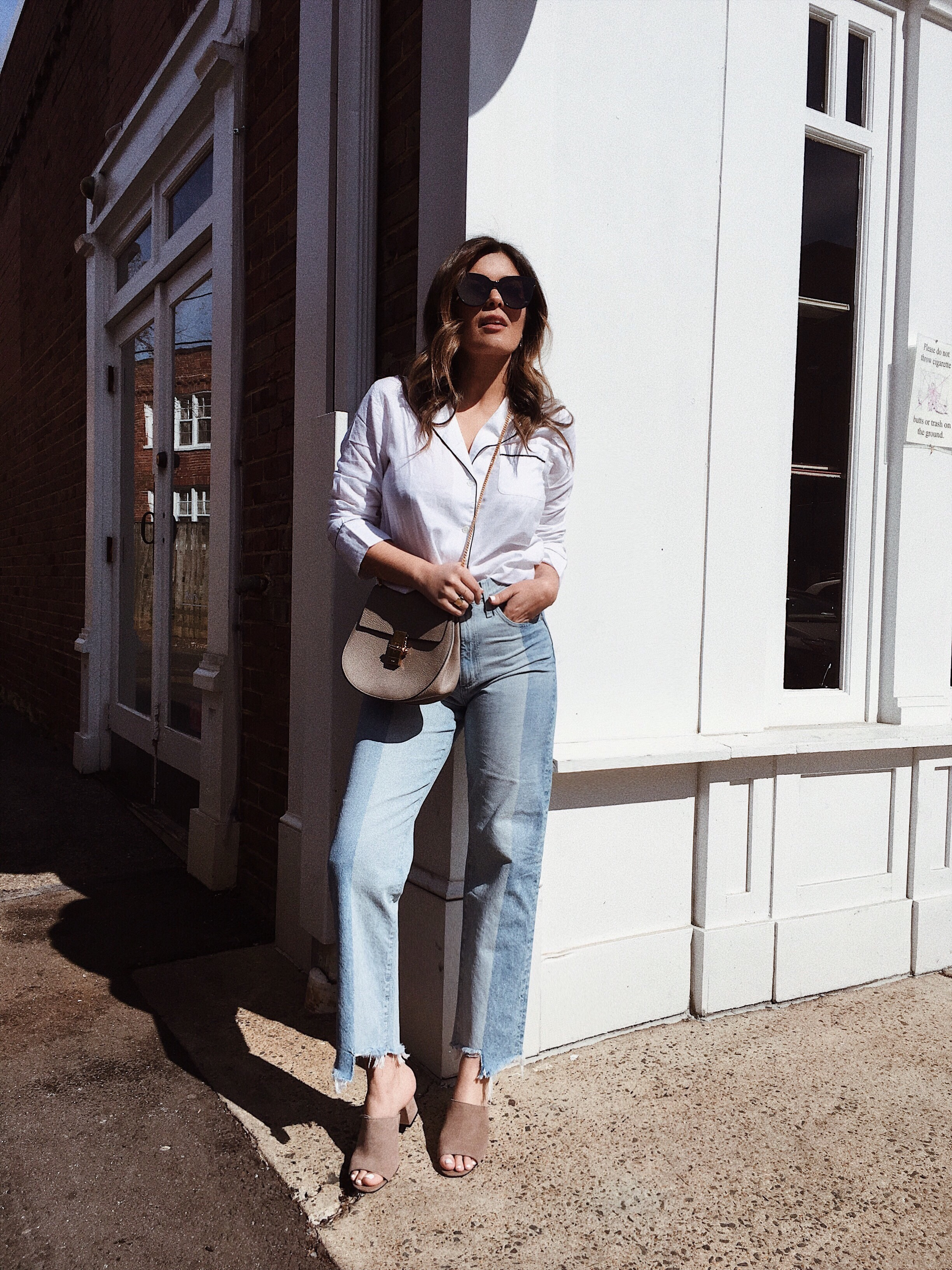 5 Denim Trends To Try - Two Tone