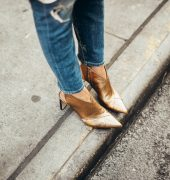 Fall Metallic Shoes