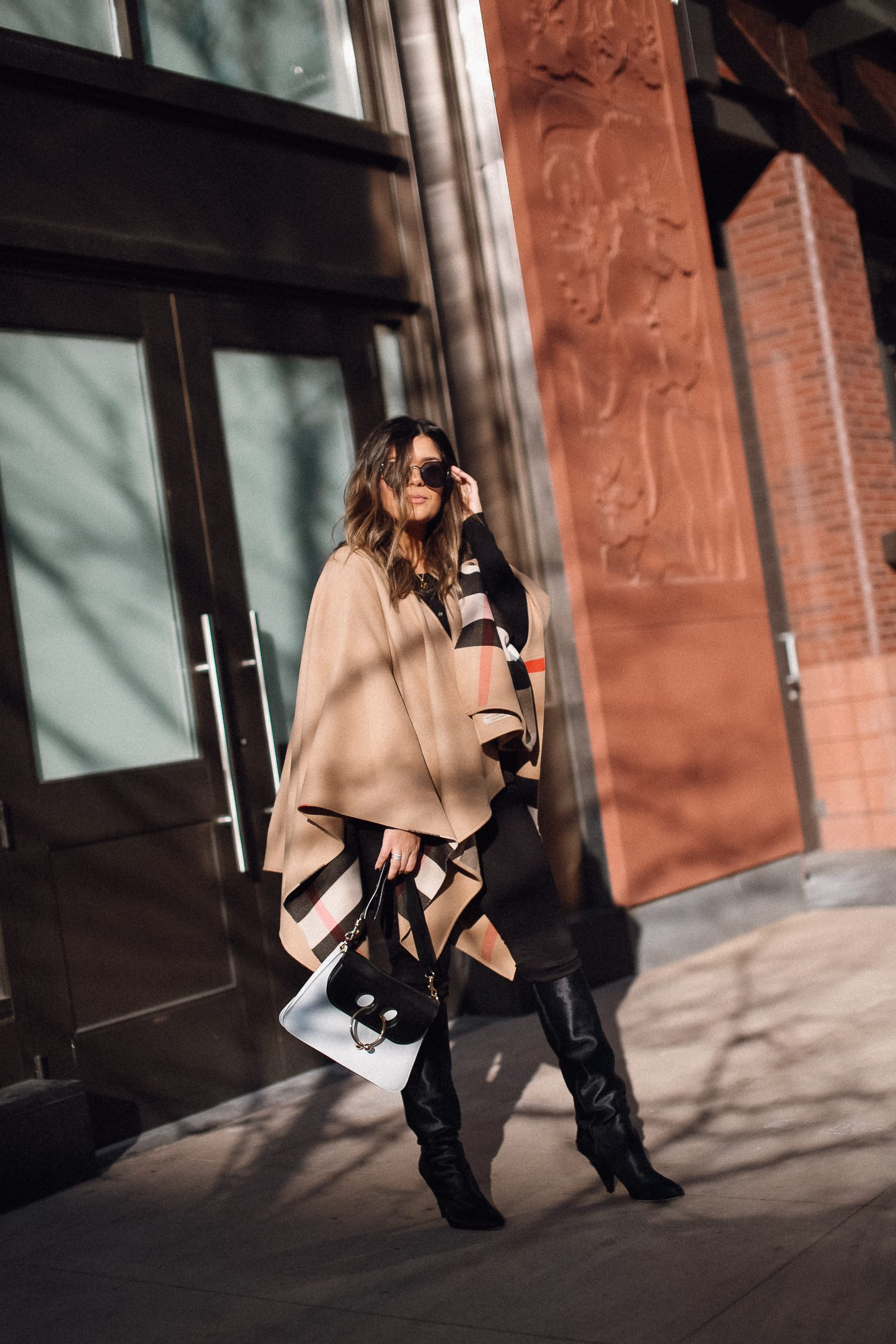 Nordstrom x Burberry | How To Style A Cape