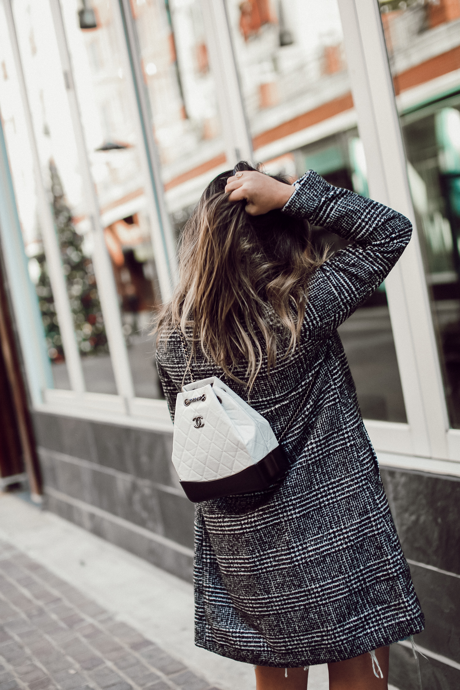 Style MBA Wears Chanel Backpack
