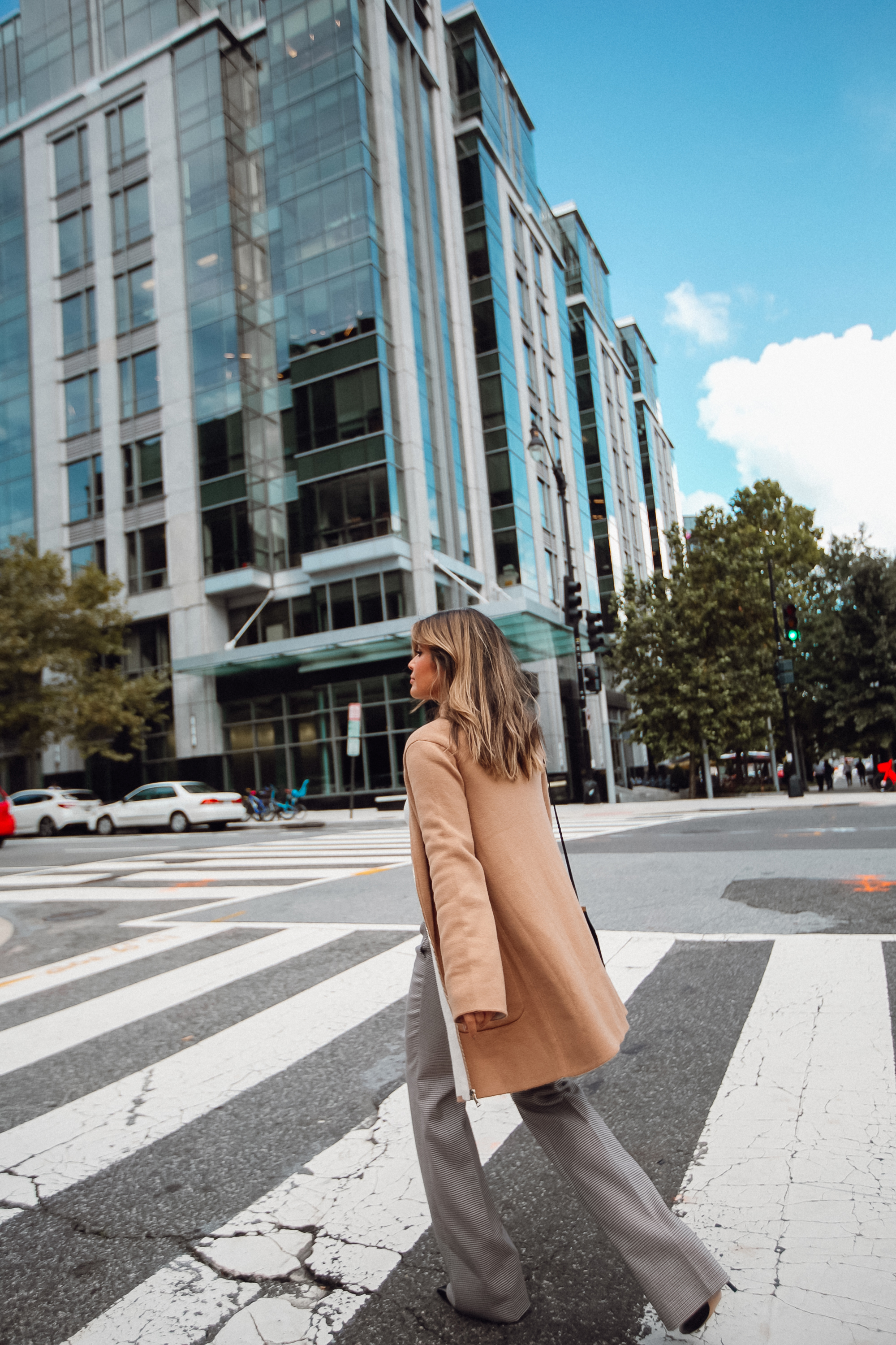 Ann Taylor | Cozy Fall Layers | Style MBA