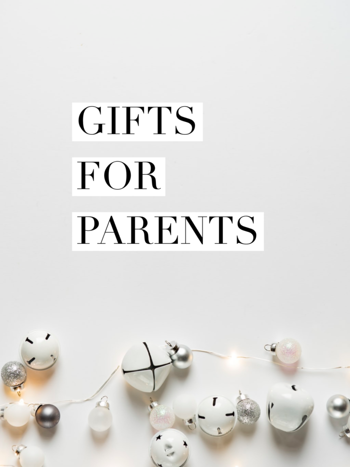 Gifts for Parents Style MBA Gift Guide